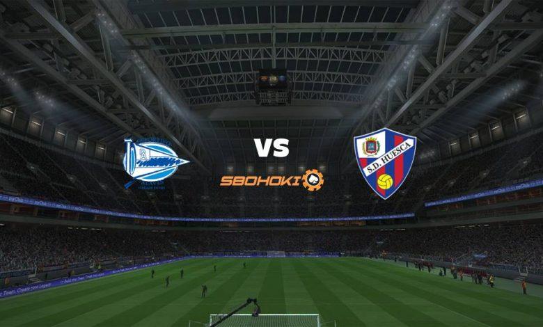 Live Streaming  Alavés vs Huesca 18 April 2021 1