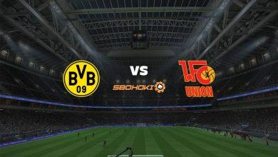 Photo of Live Streaming  Borussia Dortmund vs FC Union Berlin 21 April 2021