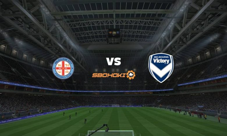 Live Streaming  Melbourne City FC vs Melbourne Victory 17 April 2021 1