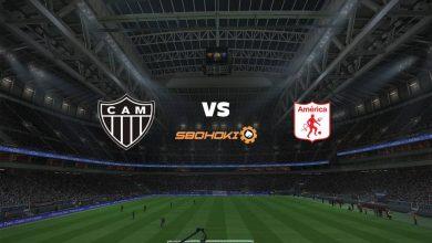 Photo of Live Streaming  Atlético-MG vs América de Cali 28 April 2021