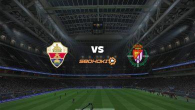 Photo of Live Streaming  Elche vs Valladolid 21 April 2021
