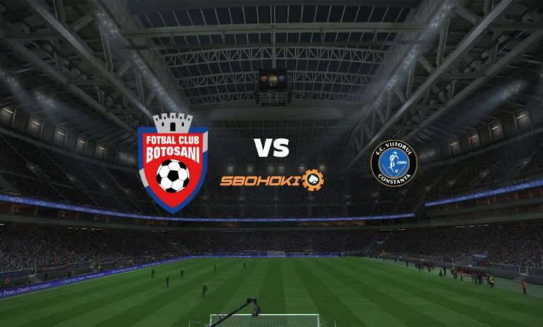 Live Streaming  FC Botosani vs Viitorul Constanta 4 April 2021 1