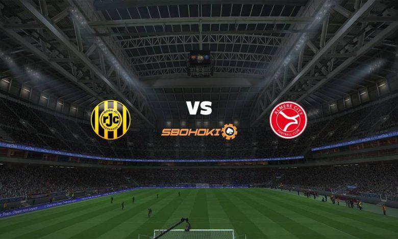 Live Streaming  Roda JC Kerkrade vs Almere City 5 April 2021 1