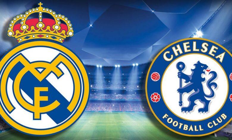 Prediksi Sepakbola Real Madrid vs Chelsea 28 April 2021 1