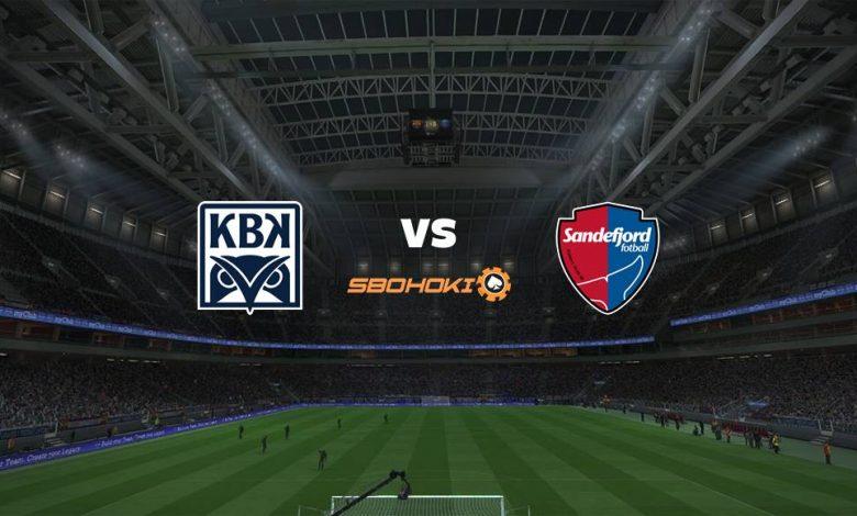 Live Streaming  Kristiansund BK vs Sandefjord 14 April 2021 1