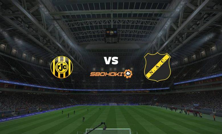 Live Streaming  Roda JC Kerkrade vs NAC Breda 16 April 2021 1