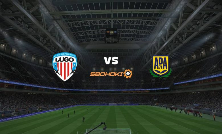 Live Streaming  Lugo vs AD Alcorcón 17 April 2021 1