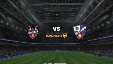 Photo of Live Streaming  Levante vs Huesca 2 April 2021