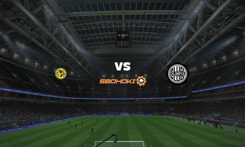Live Streaming  América vs Olimpia 15 April 2021 1