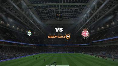 Photo of Live Streaming  Santos Laguna vs Toluca 19 April 2021