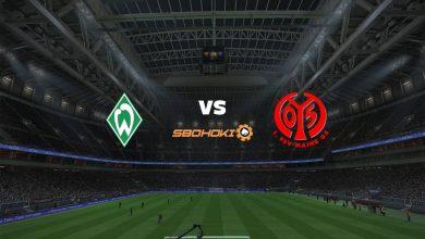 Photo of Live Streaming  Werder Bremen vs Mainz 21 April 2021