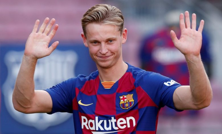 Real Madrid vs Barcelona, De Jong Siap Dijadikan Bek 1