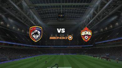 Photo of Live Streaming  FC Tambov vs CSKA Moscow 4 April 2021