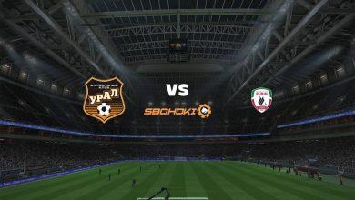 Photo of Live Streaming  FC Ural Ekaterinburg vs Rubin Kazan 18 April 2021