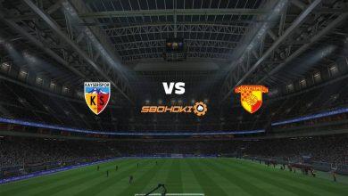 Photo of Live Streaming  Kayserispor vs Goztepe 3 April 2021