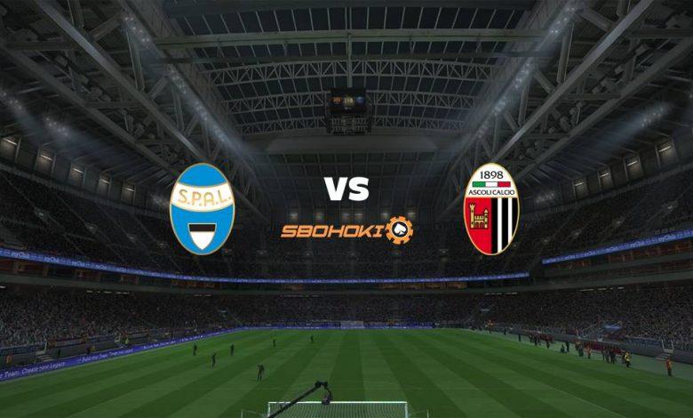 Live Streaming  Spal vs Ascoli 16 April 2021 1