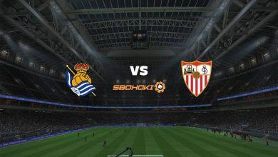 Photo of Live Streaming  Real Sociedad vs Sevilla 18 April 2021