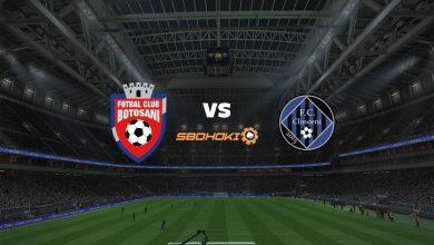 Photo of Live Streaming  FC Botosani vs Academica Clinceni 25 April 2021