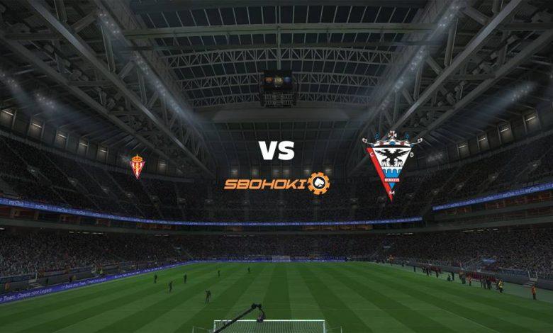 Live Streaming  Sporting Gijón vs Mirandés 4 April 2021 1