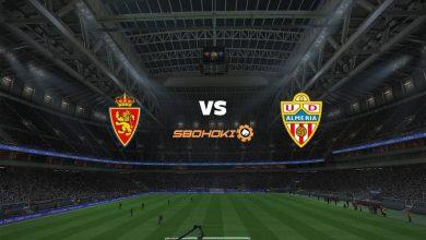 Photo of Live Streaming  Real Zaragoza vs Almería 11 April 2021