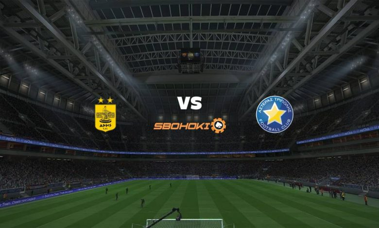 Live Streaming  Aris vs Asteras Tripoli 4 April 2021 1