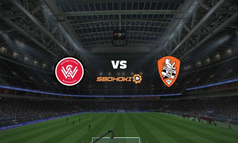 Live Streaming  Western Sydney Wanderers vs Brisbane Roar 16 April 2021 1