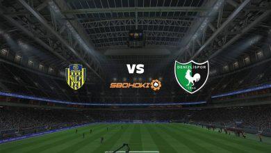 Photo of Live Streaming  Ankaragucu vs Denizlispor 21 April 2021