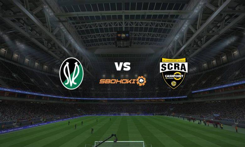 Live Streaming  SV Josko Ried vs SC Rheindorf Altach 17 April 2021 1