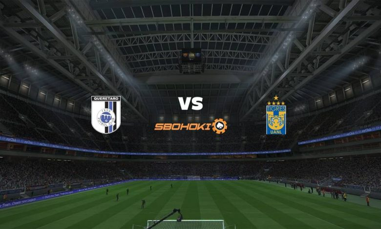 Live Streaming  Querétaro vs Tigres UANL 5 April 2021 1