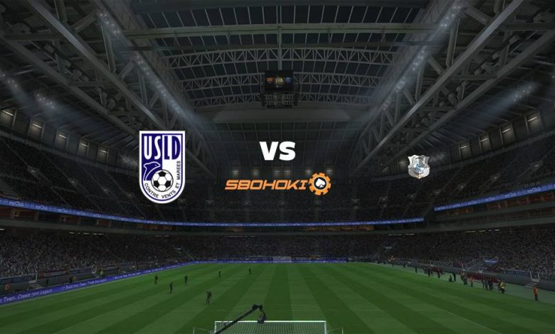 Live Streaming  Dunkerque vs Amiens 3 April 2021 1