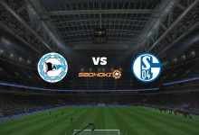 Photo of Live Streaming  Arminia Bielefeld vs Schalke 04 20 April 2021