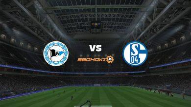 Photo of Live Streaming  Arminia Bielefeld vs Schalke 04 20 April 2021