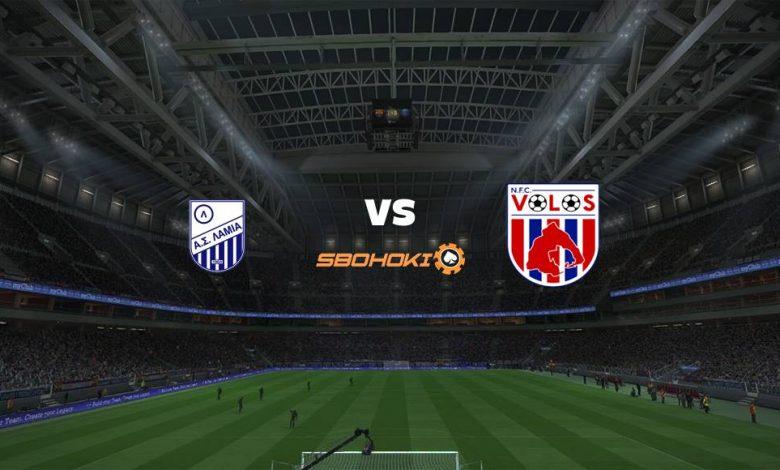 Live Streaming  Lamia vs Volos NFC 3 April 2021 1