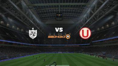 Photo of Live Streaming  San Martin vs Universitario 15 April 2021