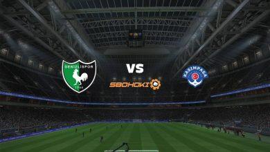Photo of Live Streaming  Denizlispor vs Kasimpasa 8 April 2021