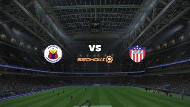 Photo of Live Streaming  Deportivo Pasto vs Atlético Junior 11 April 2021