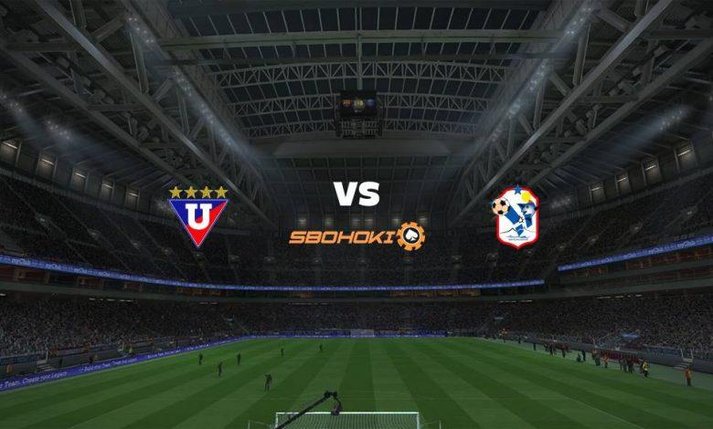 Live Streaming  Liga de Quito vs Manta F.C. 14 April 2021 1