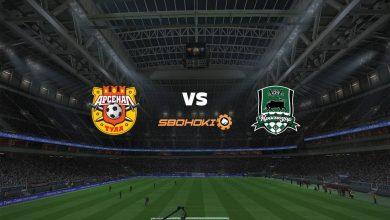 Photo of Live Streaming  FC Arsenal Tula vs Krasnodar 11 April 2021