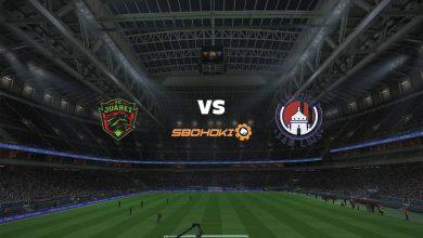 Photo of Live Streaming  FC Juarez vs Atlético San Luis 10 April 2021