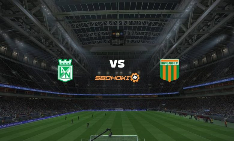 Live Streaming  Atlético Nacional vs Envigado 3 April 2021 1