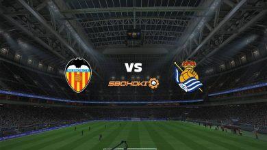 Photo of Live Streaming  Valencia vs Real Sociedad 11 April 2021
