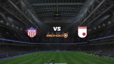 Photo of Live Streaming  Atlético Junior vs Independiente Santa Fe 23 April 2021