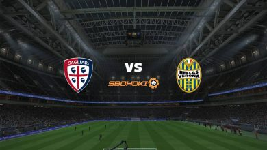 Photo of Live Streaming  Cagliari vs Hellas Verona 3 April 2021