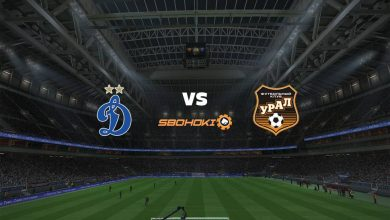 Photo of Live Streaming  Dinamo Moscow vs FC Ural Ekaterinburg 11 April 2021