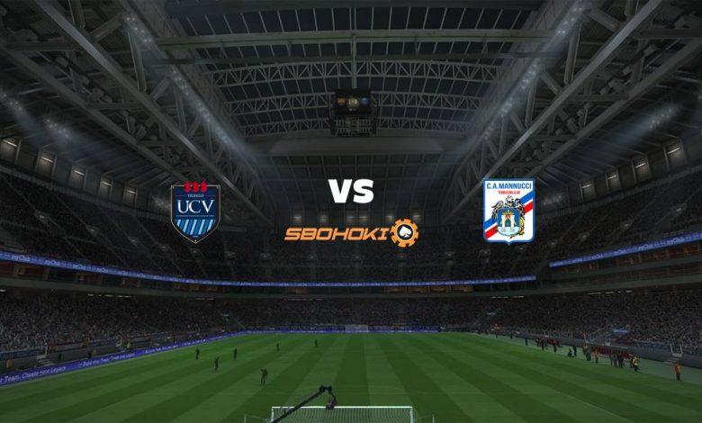 Live Streaming  César Vallejo vs Carlos A. Mannucci 14 April 2021 1