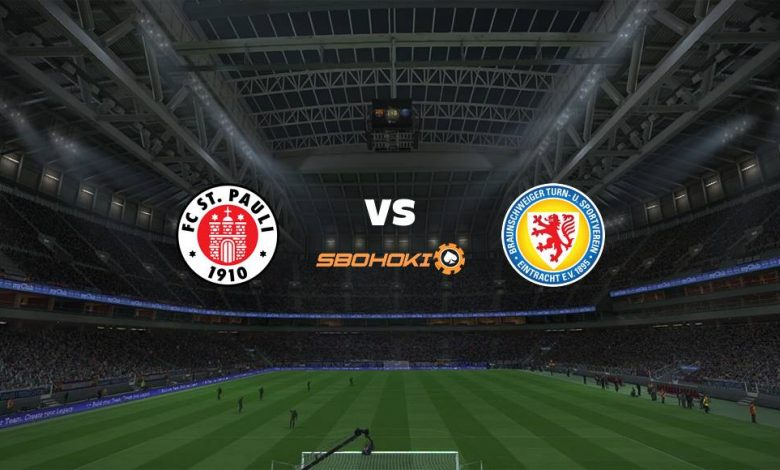 Live Streaming  St Pauli vs TSV Eintracht Braunschweig 5 April 2021 1