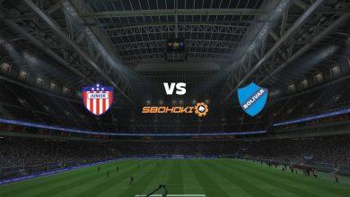 Photo of Live Streaming  Atlético Junior vs Bolívar 16 April 2021