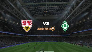Photo of Live Streaming  Stuttgart vs Werder Bremen 4 April 2021