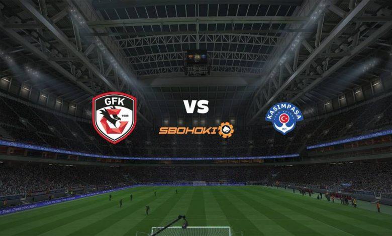 Live Streaming  Gazisehir Gaziantep vs Kasimpasa 18 April 2021 1