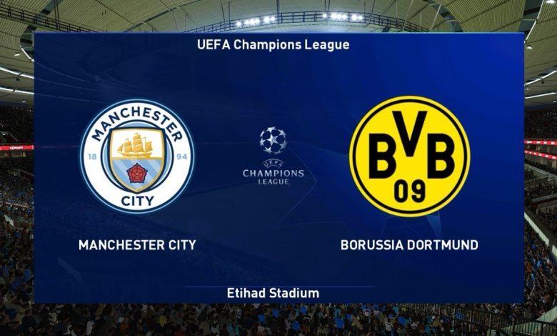 Prediksi UCL Manchester City vs Borussia Dortmund: Duel Bintang Muda 1